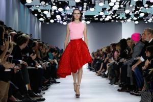 Dior London Fashion Week