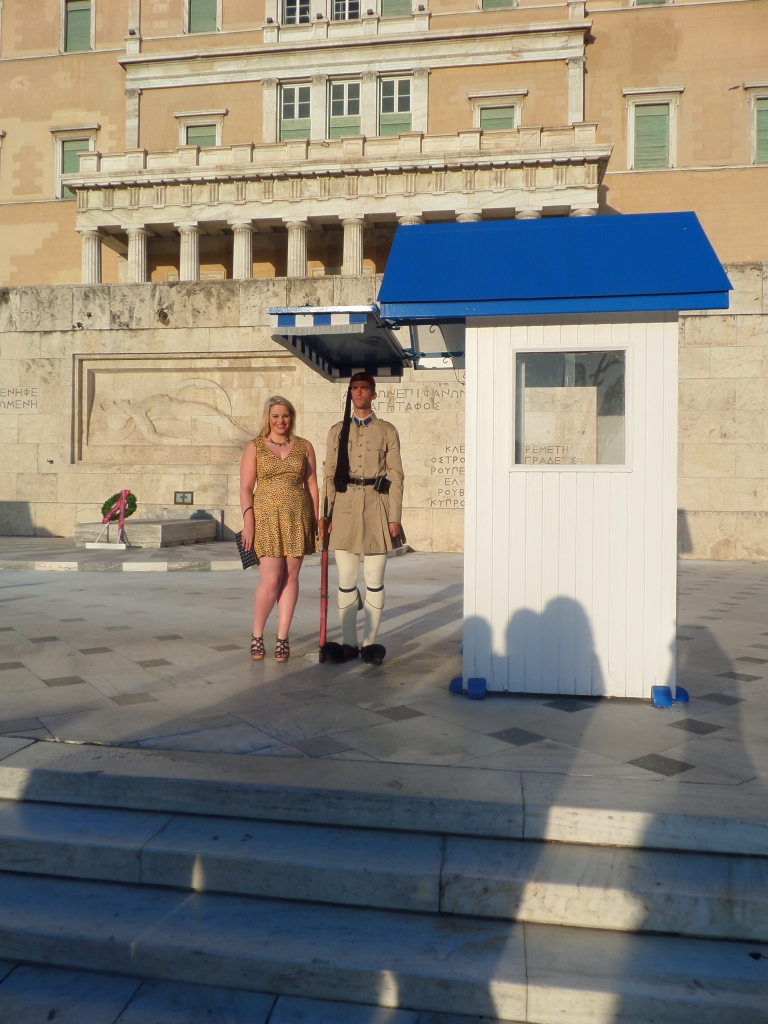 Changing of the Guards, Athens