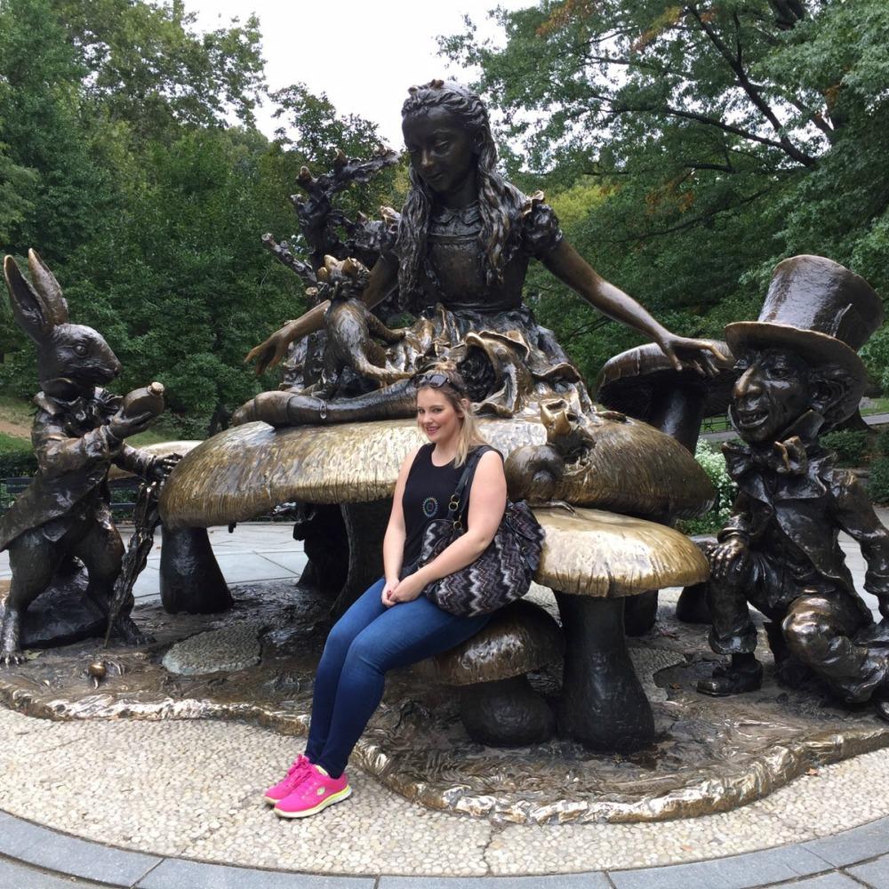 Alice In Wonderland Square