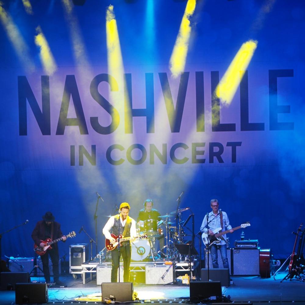 Charles Esten Deacon Claybourne Nashville In Concert Dublin 3 Arena 2016