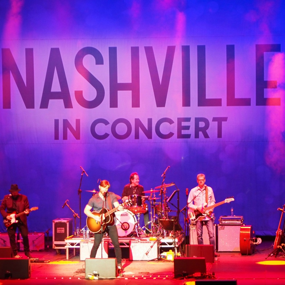 Chris Carmack Nashville In Concert Dublin 3 Arena