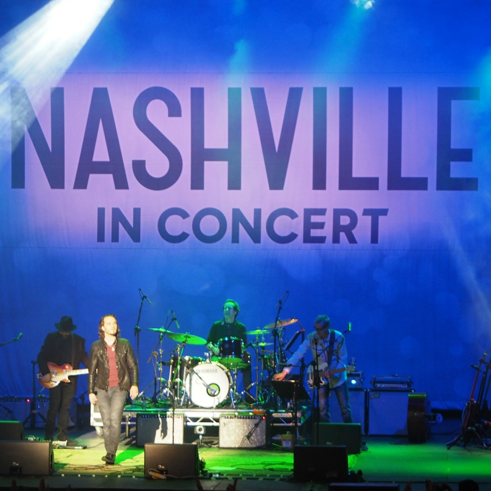 Surprise Entrance Jonathan Jackson Avery Barkley Nashville In Concert 3 Arena Dublin