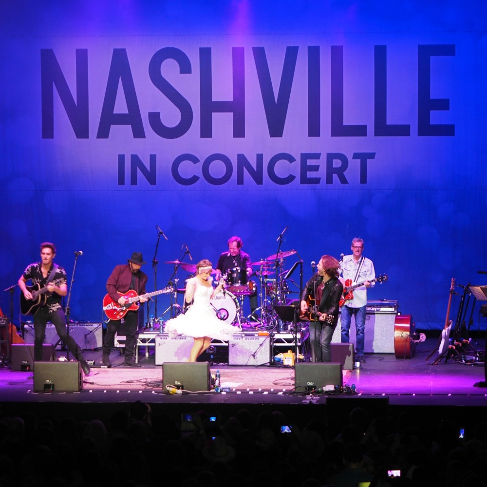 Triple Exes Nashville In Concert 3 Arena Dublin 2016