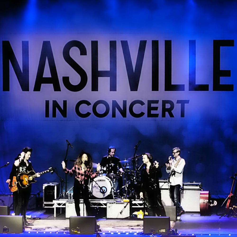 ZAG Zoey Gunnar Avery Nashville In Concert 3 Arena Dublin 2016